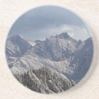 Karwendel range in the Bavarian Alps. Beverage Coasters