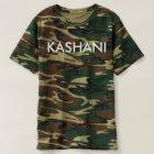 Kashani Camouflage T-Shirt