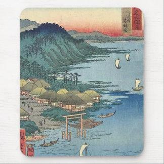 Kashima Temple HItachi Mouse Pad