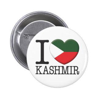 Kashmir 6 Cm Round Badge