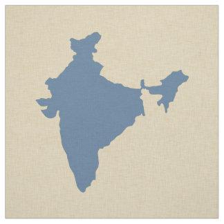 Kashmir Blue Spice Moods India Fabric