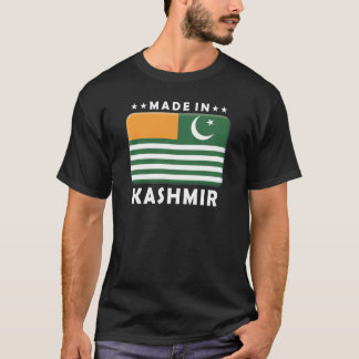 Kashmir Made B T-Shirt