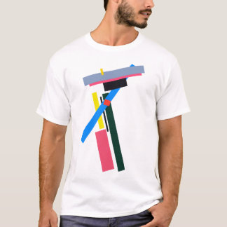 Kasimir Malevitch Suprematism inspiration T-Shirt