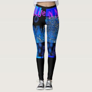 KasperKlothes Special Edition Leggings Blue NY