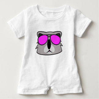 Kasual Koala Baby Bodysuit