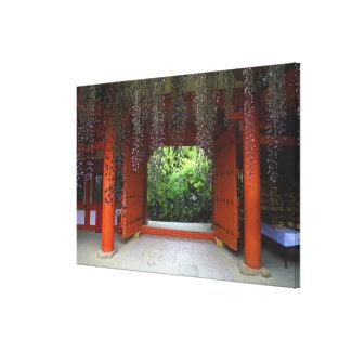 Kasuga Shrine, Nara, Japan Canvas Print