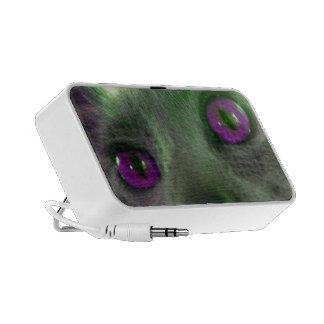 Kat Eyes Travel Speakers