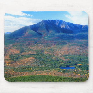 Katahdin View from South Turner Mountain Mouse Pad