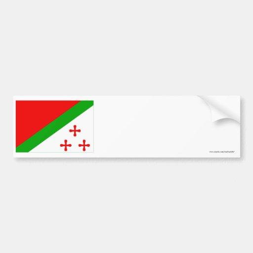 Katanga Flag (1960-1963) Bumper Stickers