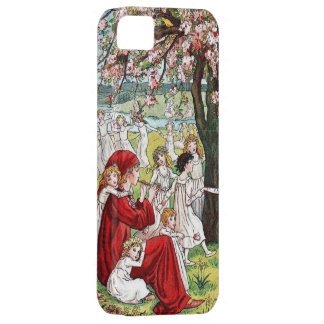 Kate Greenaway Pied Piper iPhone 5 Case