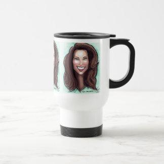 Kate Middleton Caricature Coffee Mugs