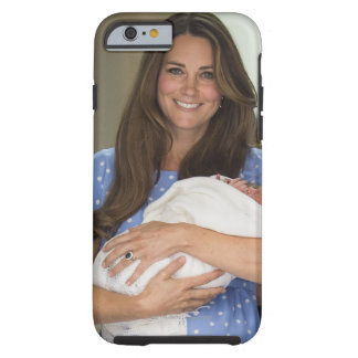 Kate Middleton Holding Newborn Son Tough iPhone 6 Case
