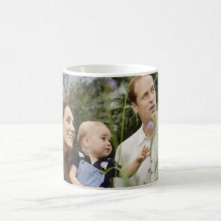 Kate Middleton Prince George Coffee Mug