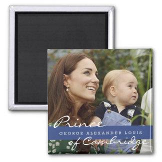 Kate Middleton Prince George Magnet