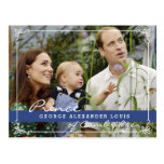 Kate Middleton Prince George Post Card
