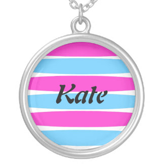 Kate Silver Plated Necklace