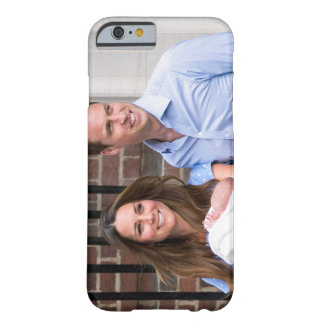 Kate & William with Newborn Son Barely There iPhone 6 Case