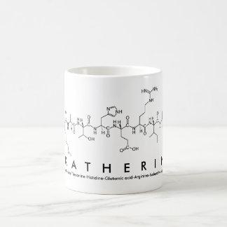 Katherin peptide name mug