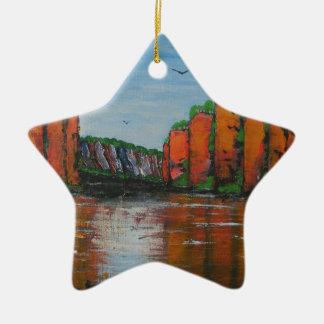 Katherine Gorge Christmas Ornament