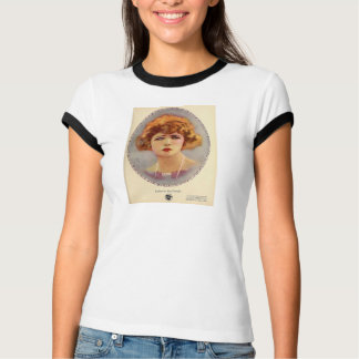 Katherine MacDonald 1922 movie exhibitor ad color Tee Shirts