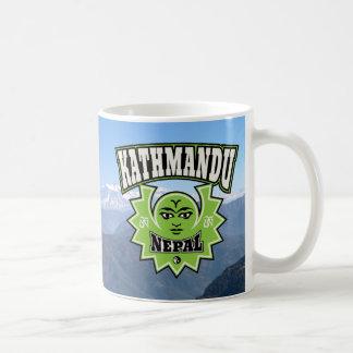 Kathmandu Nepal Himalaya Mountains Coffee Mug