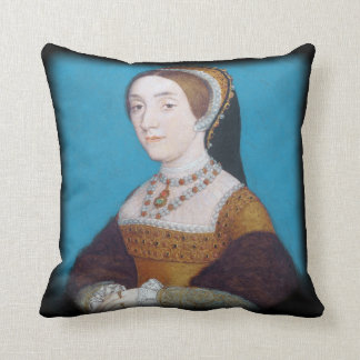 Kathryn Howard Pillow