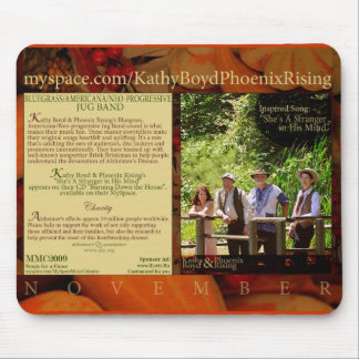 KATHY BOYD PHOENIX RISING from our 2009 MMC Mouse Mat