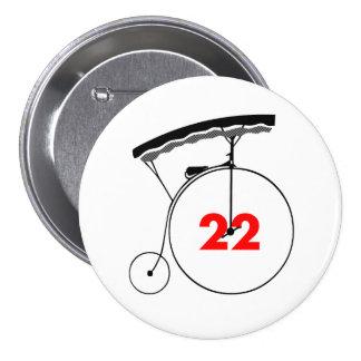 Kathy in Harmony 22 7.5 Cm Round Badge