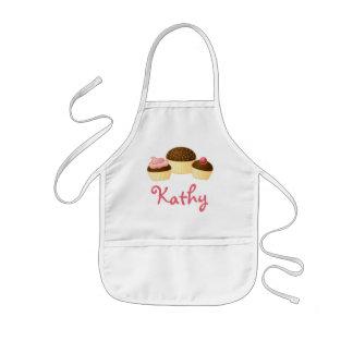 Kathy Personalized Cupcake Apron
