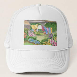 Kathy's Laundry on Monhegan Is Maine Hat