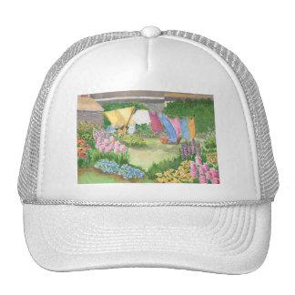 Kathy's Laundry on Monhegan Is Maine Hat