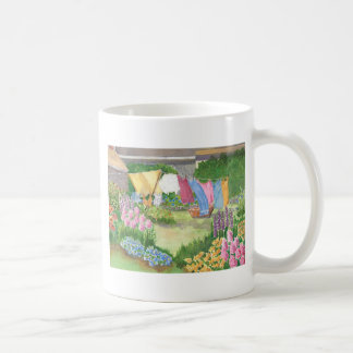 Kathy's Laundry on Monhegan Is Maine Mug