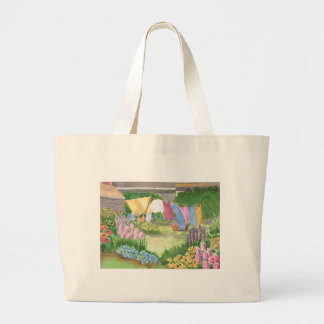 Kathy's Laundry on Monhegan Is Maine Tote Bag