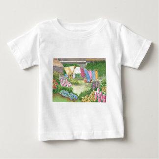 Kathy's Laundry on Monhegan Is Me Baby Teeshirt Baby T-Shirt