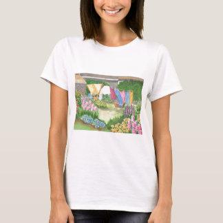 Kathy's Laundry on Monhegan Island Maine teeshirt T-Shirt