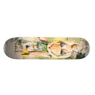 """Katie Lohmann """"Vücut"""" 18.1 Cm Old School Skateboard Deck"""