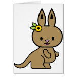 Katie the Kangaroo Cards