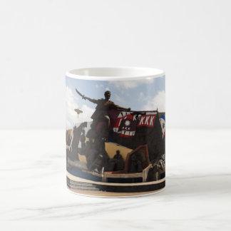 katipunan monument coffee mug