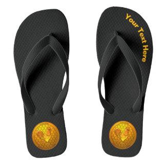 KatkaKoin Cryptocurrency ICO Flip Flops