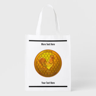 KatkaKoin Cryptocurrency ICO Reusable Grocery Bag