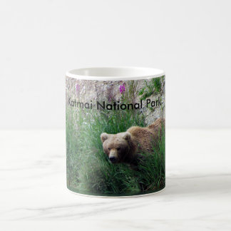 Katmai National Park mug