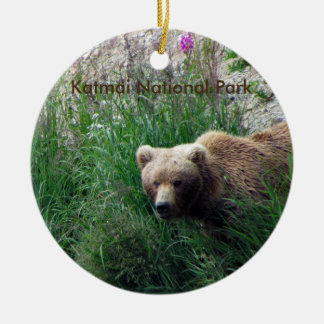 Katmai National Park ornament