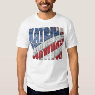 Katrina Survivor Tee Shirt