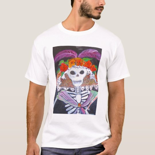 Katrina t shirt : Day of the DEAD