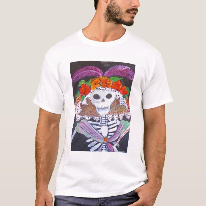 Katrina t shirt : Day of the DEAD