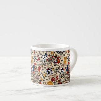 KatsAlice in Wonderland Espresso Mug