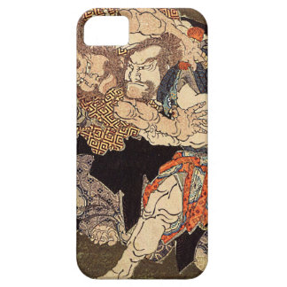 Katsushika Hokusai's 'Sumo Wrestlers' iPhone 5 Case