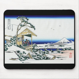 Katsushika north 斎 'wealth 嶽 36 scene gravel river mouse pad