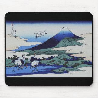 Katsushika north 斎 'wealth 嶽 36 scene phase state mouse pad