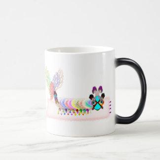 Katter Pella Caterpillar Morphing Coffee Mug